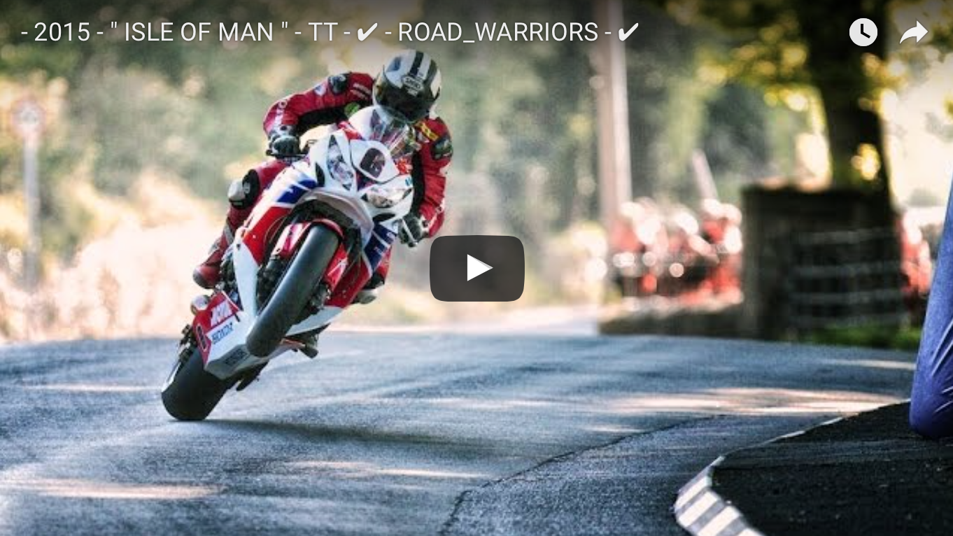 2015 Isle of Man TT Video Highlights