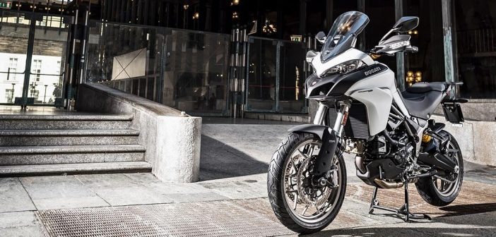 New in Adventure: 2017 Multistrada 950 Review