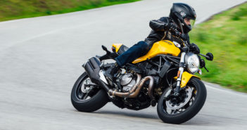 New Ducati Monster 821