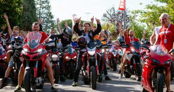 World Ducati Week 2018 Highlights: buon appetito