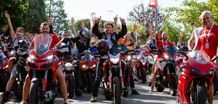 World Ducati Week 2018 Highlights: buon appetito