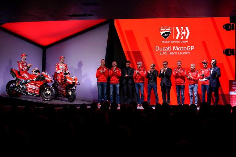 2019 MotoGP Team and Race Dates