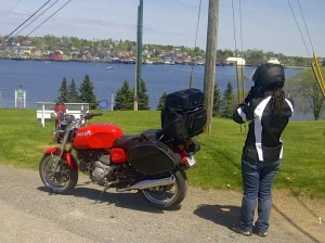 Richards GT1000 near Lunenburg (1)
